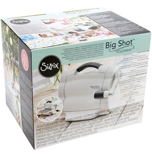 Maquina De Corte Y Relieve Sizzix Big Shot Foldaway