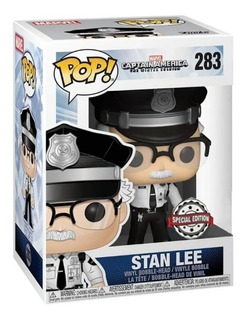 Funko Pop Stan Lee #283 De Winter Soldier Special Edition