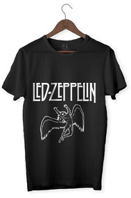 Camiseta Rock - Led Zeppelin