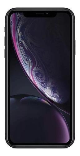 Apple iPhone XR Dual Sim 128 Gb Preto 3 Gb Ram