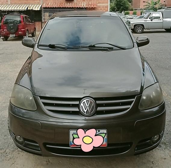Volkswagen Fox 2008 Motor 1.6 5 Puertas