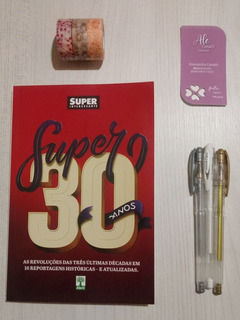 Super 30 Anos - Revista Super Interessante