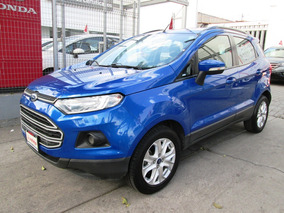 Ford Ecosport 2.0 Trend At 2015 Azul