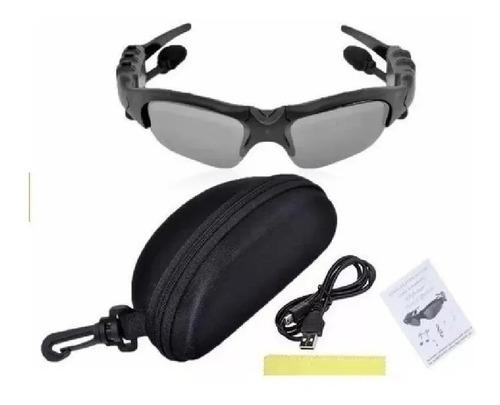 Gafas De Sol Con Bluetooth Micrófono Compatible Android