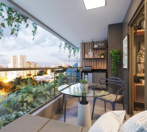 Imagem 1 de 14 de Venda Lançamento Apartamento 2 E 3 Quartos Em Casa Amarela