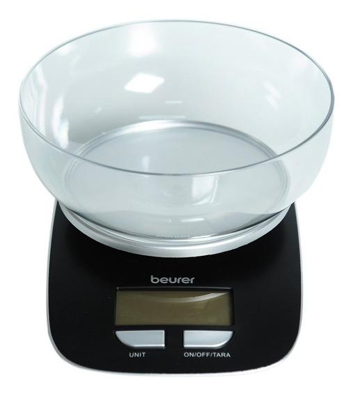 Beurer Ks25 Balanza Digital De Cocina Hasta 3kg Función Tara