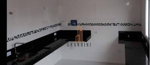 Cobertura À Venda, 126 M² Por R$ 465.000,00 - Baeta Neves - São Bernardo Do Campo/sp - Co0107