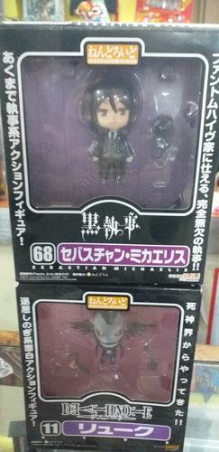The Death Note Figuras