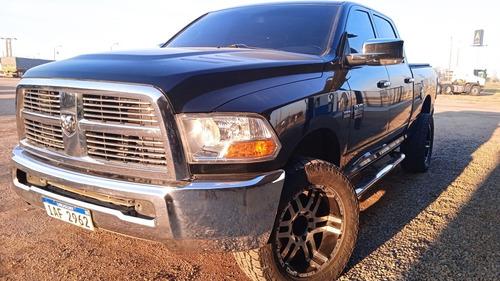 Dodge Ram 2500 2012 5.7 Pickup Slt Aa 4x4 At