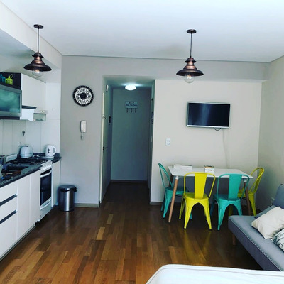 Departamento Super Confortable Villa Del Parque