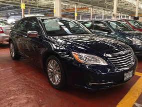 Chrysler 200 Aut Limited 4 Cil 2013