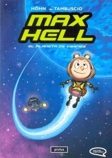 Max Hell - Episodio 01: El Planeta De Viernes - Guillermo H