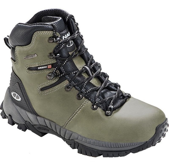 Bota Coturno Snake Blox Iii Dry Impermeável Outdoor Camping