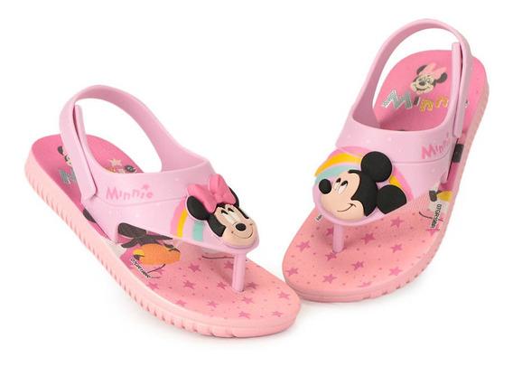 Sandália Infantil Grendene Disney Cute Fun Baby