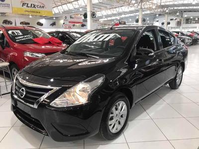 Nissan Versa Sv 1.6 16v Flex Aut.- 2019/2020 - 0km