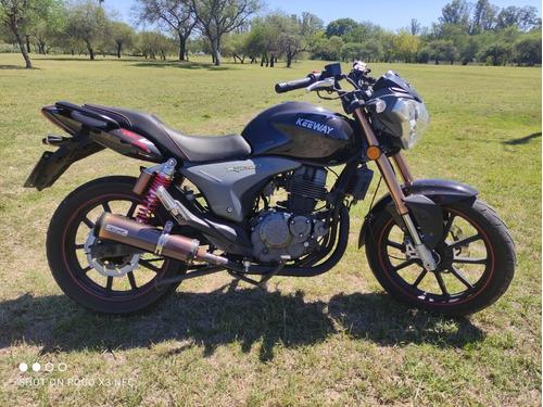 Keeway Rkv 200s