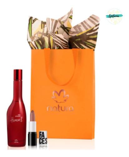Regalo Mujer Perfume Natura Humor Y Lab - mL a $893