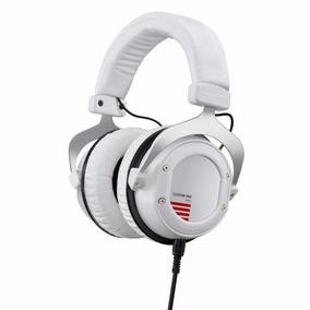 Extraordinário Fone Beyerdynamic Custom One Pro Branco
