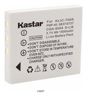 Bateria Mod. 13657 Para Pentax Optio S4