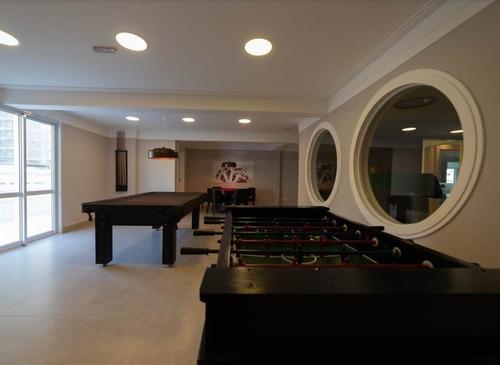 Imagem 1 de 16 de Apartamento - Venda - Forte - Praia Grande - Gf36
