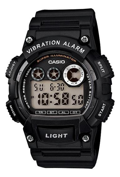 Relógio Casio Standard Masculino Vibration W-735h-1avdf