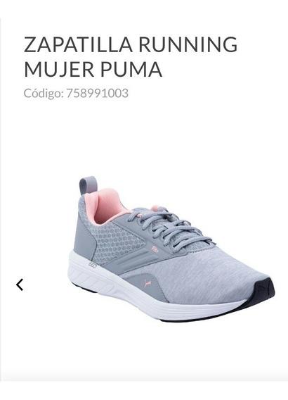calzado mujer puma