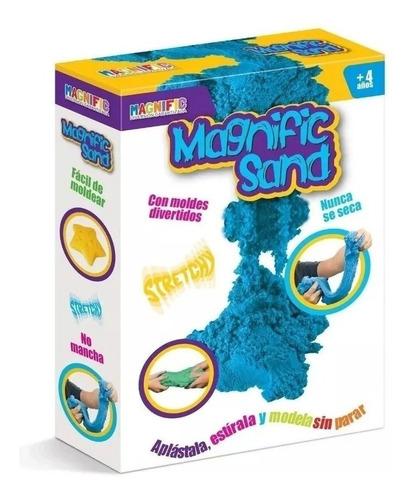 Imagen 1 de 3 de Magnific Sand Arena Masa Moldes Animales Marinos