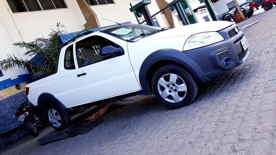 Fiat Strada 1.4 Working Ce Flex 2p 2016