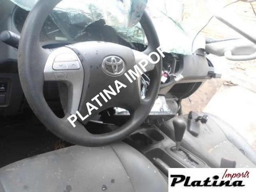 Sucata Toyota Hilux 2014 Para Retirada De Peças