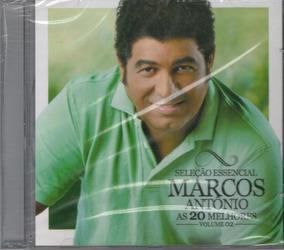 Cd Marcos Antônio - As 20 Melhores / Vol 2