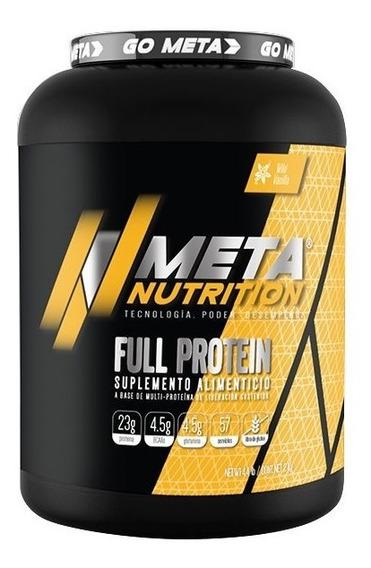 Proteina Meta Nutrition Full Protein 4.4 Lbs (2 Kg)