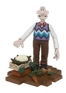 Wallace & Gromit Wallace ( Original) Mcfarlane