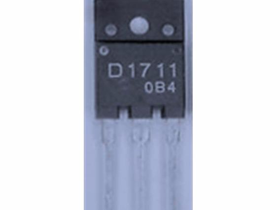 2sd1711 D1711 Kit Com 3x Peças Transistor Original Super Promoção Envio Imediato