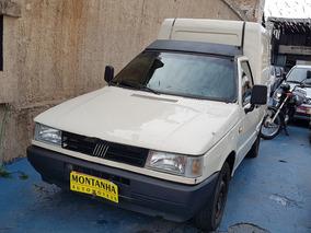 Fiat Fiorino Furgão 1.5 Ano 1991 Montanha Automoveis