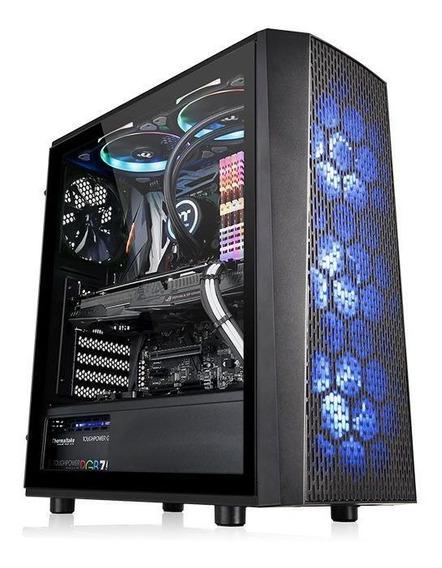 Computador Nix Amd Ryzen 7 2700 8gb Radeon Rx 580 Maxpc