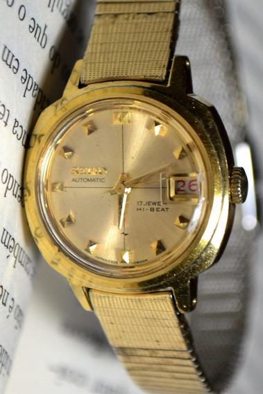 Relógio Seiko Automatic 17 Jewels Hi-beat 2205-0240 7d0659