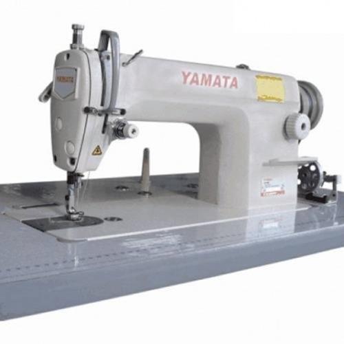 Máquina De Costura Reta Industrial Yamata Nova Completa
