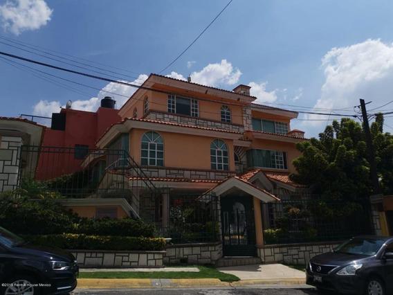 Casa En Venta En Fracc Jardines De Bellavista, Tlalnepantla De Baz, Rah-mx-19-1771