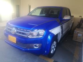 Volkswagen Amarok 2013 4x4