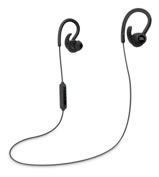 Fone De Ouvido Jbl Sport Reflect Contour - Bluetooth, Preto