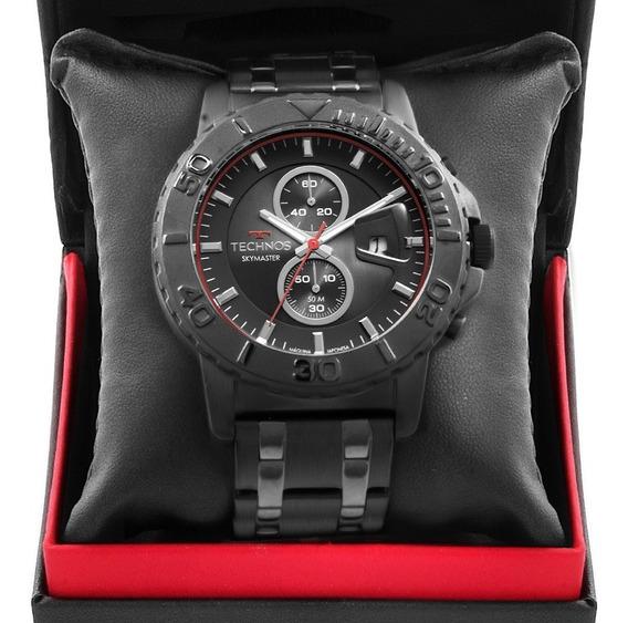 Relógio Masculino Technos Original Com Garantia E Nfe