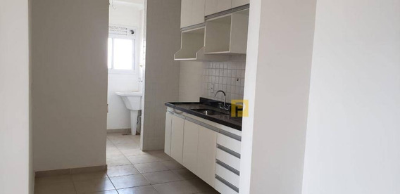 Apartamento Com 2 Dormitórios Para Alugar, 69 M² Por R$ 1.600/mês - Jardim São José - Americana/sp - Ap0331