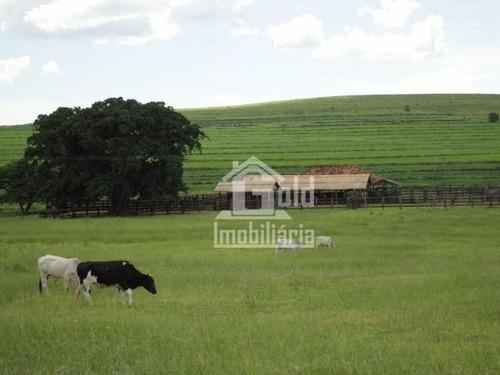 Fazenda À Venda, Com 377 Alqueires, Dupla Aptidão Por R$ 24.505.000 - Zona Rural - Santo Anastácio/são Paulo - Fa0136