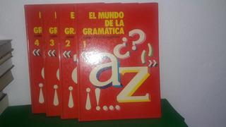 El Mundo De La Gramática. Curso Teórico Práctico [cun]