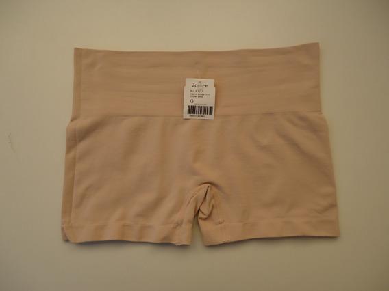 Cueca Boxer Feminina Sem Costura Com Compressão Kit Com 3pçs