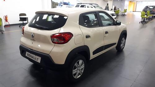 Renault Kwid Entrega Inmediata Anticipo + Cuotas Fija  Ac