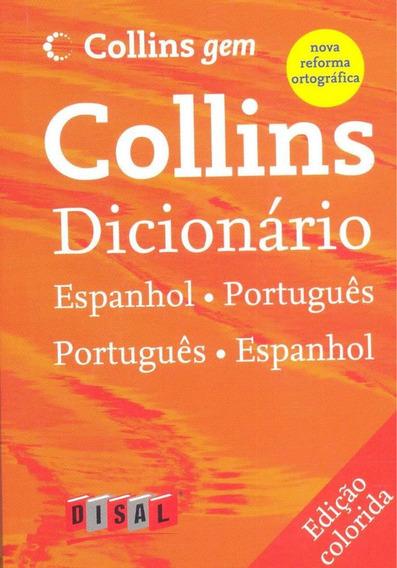Collins - Dicionário Espanhol / Português - Port
