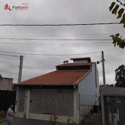 Imagem 1 de 20 de Sobrado Com 3 Dormitórios À Venda, 240 M² Por R$ 499.000,00 - Serpa - Caieiras/sp - So0850