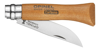 Opinel No 12 Carbon Steel Folding Everyday Carry Locking Poc