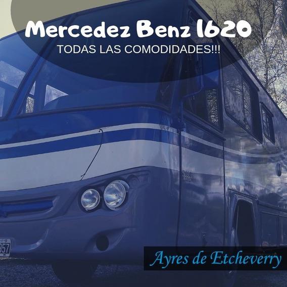 Oportunidad!!! Motorhome Mercedez Benz 1620